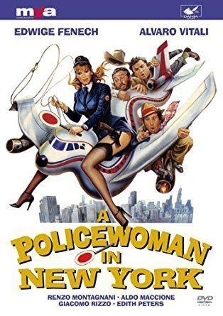A Policewoman in New York Amazoncom A Policewoman in New York Edwige Fenech Aldo Maccione