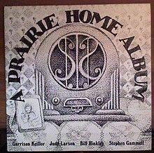 A Prairie Home Album httpsuploadwikimediaorgwikipediaenthumb6