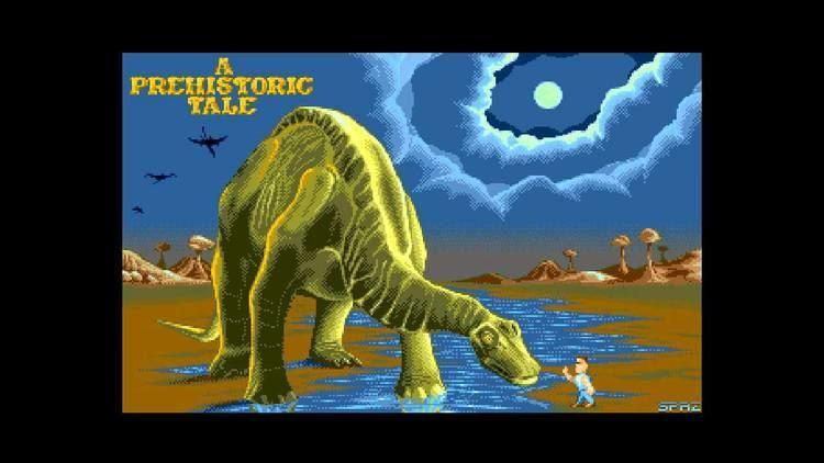 A Prehistoric Tale Amiga music A Prehistoric Tale main theme YouTube