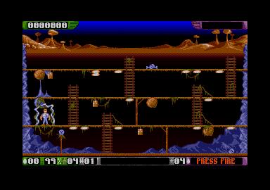 A Prehistoric Tale A Prehistoric Tale Screenshots for Atari ST MobyGames