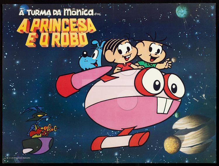 A Princesa e o Robô A Princesa e o Rob Papo de Cinema