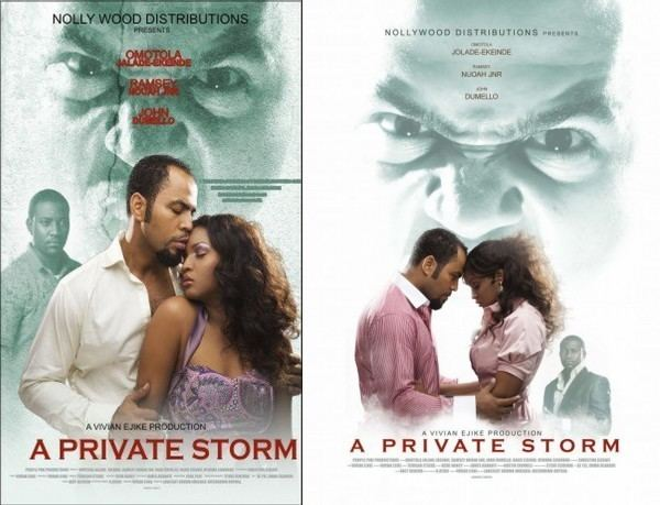 A Private Storm Nollywood Movies Latest A Private Storm Nigerian movie 3