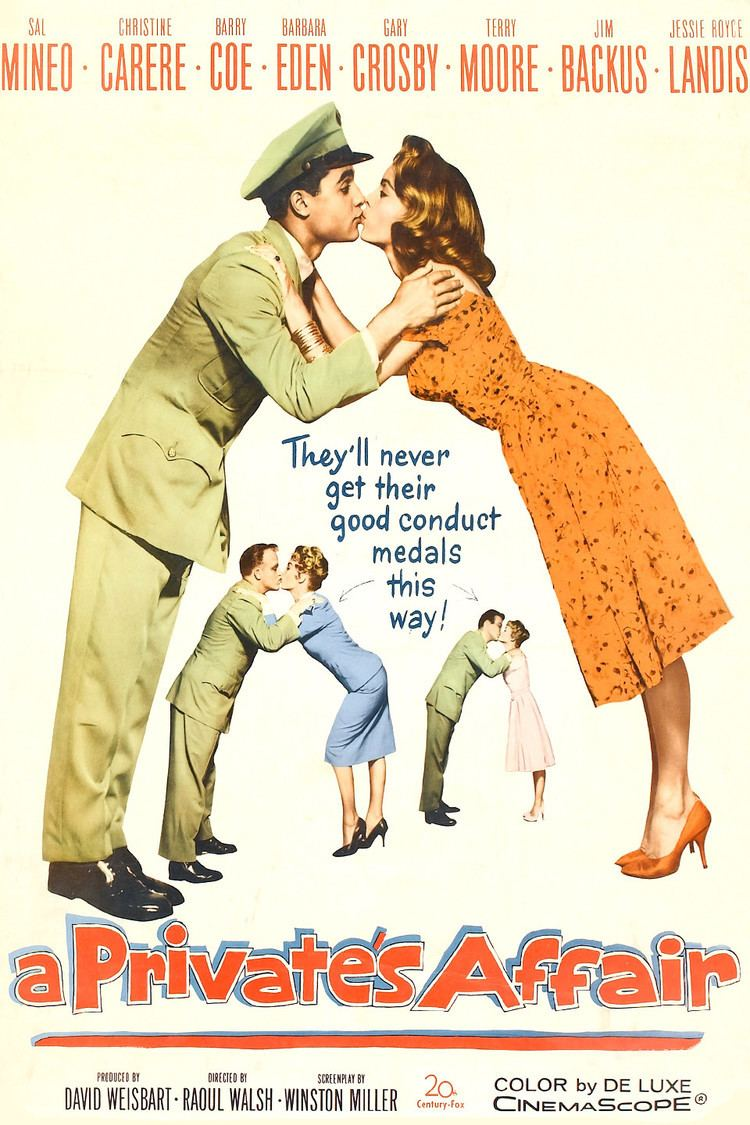 A Private's Affair wwwgstaticcomtvthumbmovieposters7070p7070p