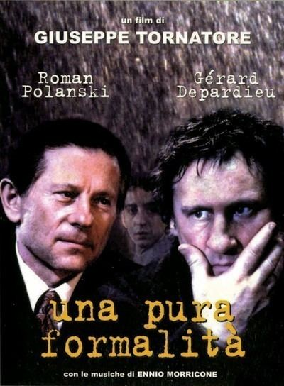 A Pure Formality A Pure Formality Movie Review 1995 Roger Ebert