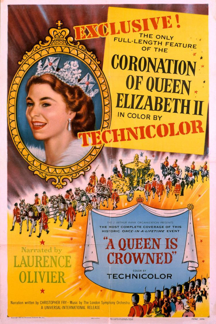 A Queen Is Crowned wwwgstaticcomtvthumbmovieposters47846p47846