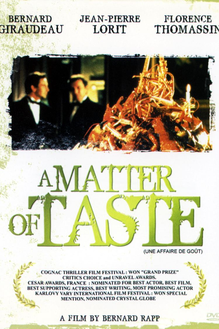 A Question of Taste wwwgstaticcomtvthumbdvdboxart26671p26671d