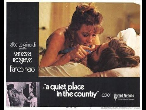 A Quiet Place in the Country A Quiet Place in the Country 1968 aka Un tranquillo posto di