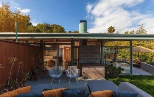 A. Quincy Jones HOUSE PORN A Quincy Jones Architect ModernistFIVE