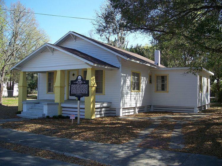 A. Quinn Jones House