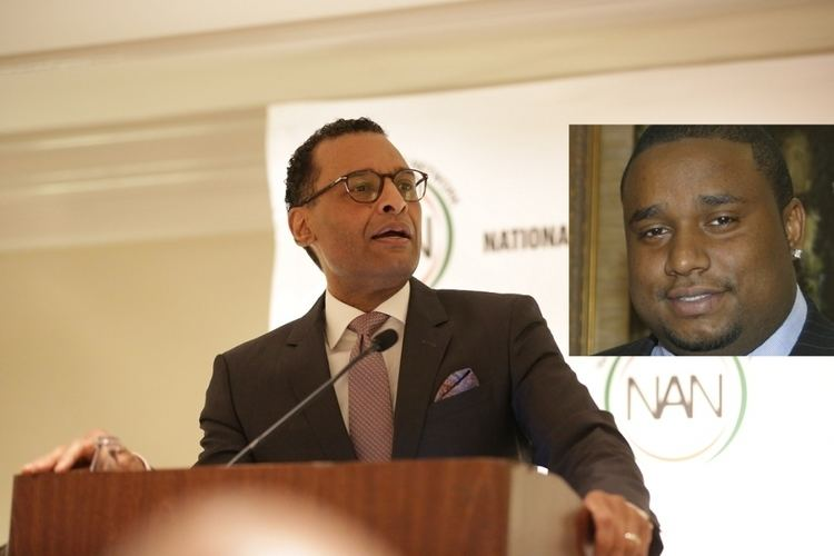 A. R. Bernard Brooklyn Megachurch Pastor AR Bernard Loses Firstborn Son to Fatal