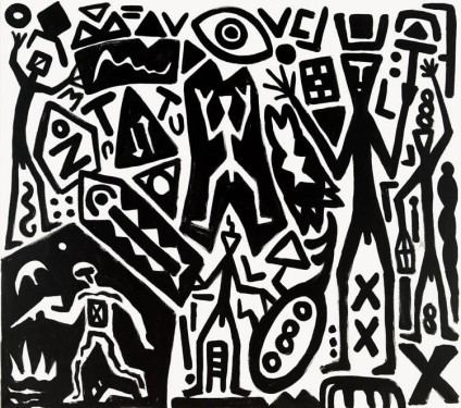 A. R. Penck A R Penck Contemporary Art Daily