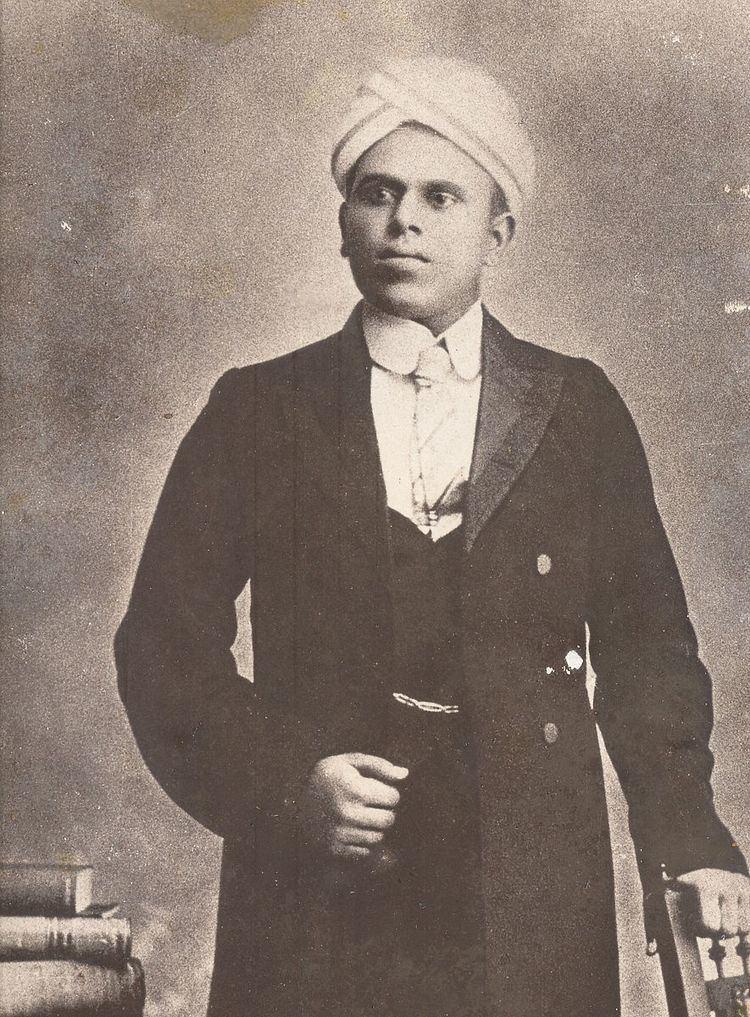 A. R. Pillai