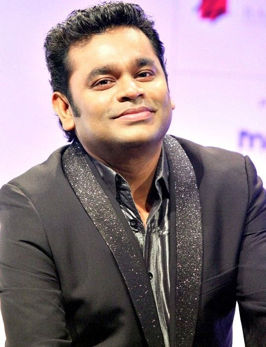 A. R. Rahman AR Rahman Fans Inspire Me to Make More Music