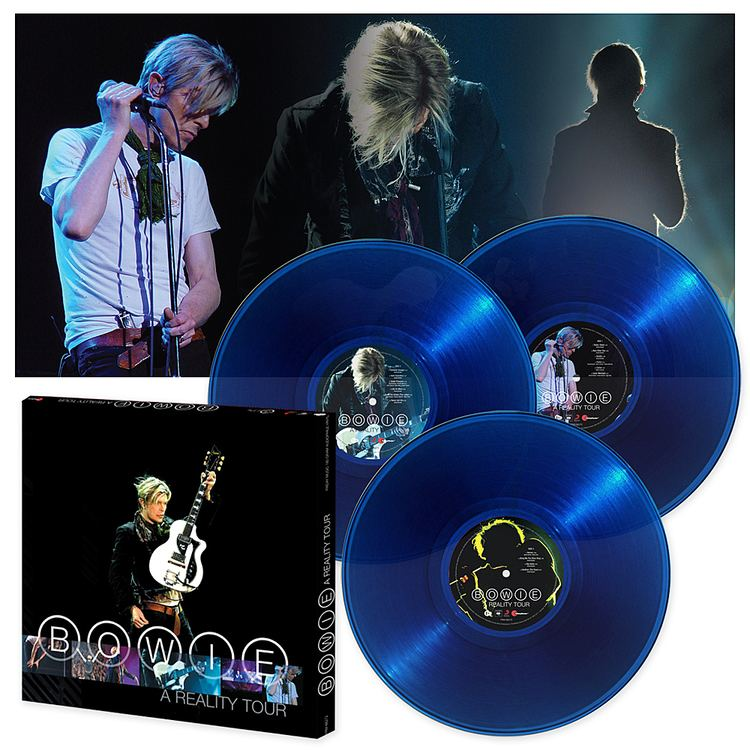 A Reality Tour (film) A Reality Tour vinyl box due in June David Bowie Latest News