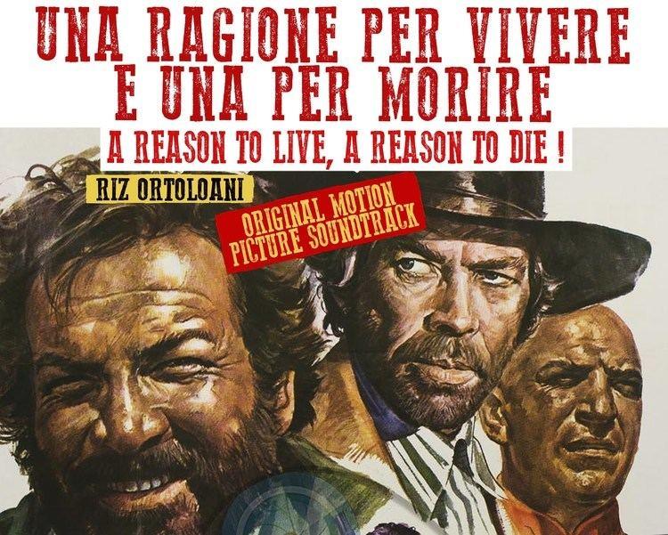 A Reason to Live, a Reason to Die Riz Ortolani A Reason to Live A Reason to Die Full Album