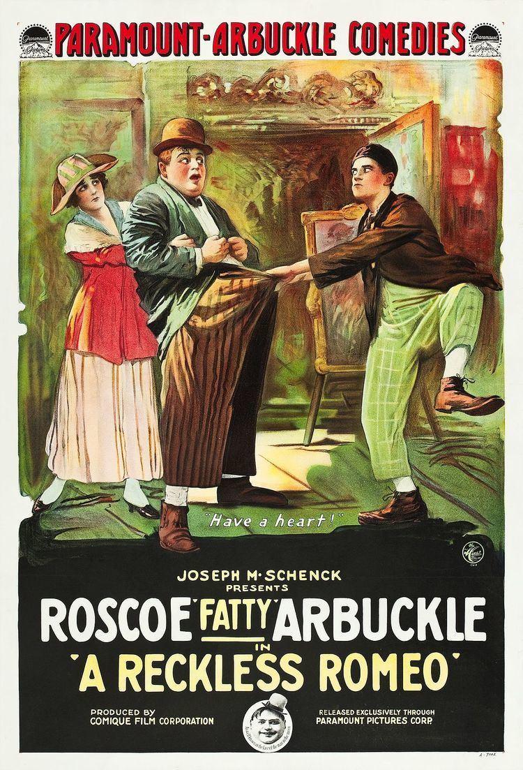 A Reckless Romeo httpsuploadwikimediaorgwikipediacommonsthu