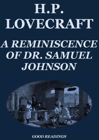 A Reminiscence of Dr. Samuel Johnson imagesgrassetscombooks1429278867l17826011jpg