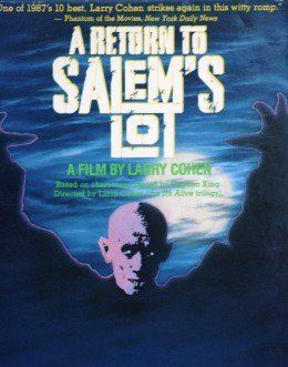 A Return to Salem's Lot A Return To Salem39s Lot Movie Review