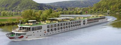 A-Rosa Aqua ARosa Aqua River Cruise Ship Description and Itinerary