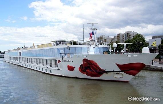 A-Rosa Bella AROSA BELLA Cruise Liner IMO