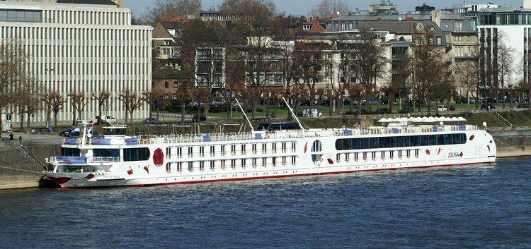 A-Rosa Brava Flusskreuzfahrtschiffe Die 39ARosa Brava39