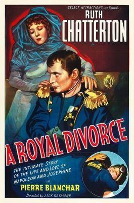 A Royal Divorce (1926 film) Poster for A Royal Divorce 1938 British film starring Pierre