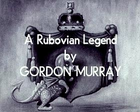A Rubovian Legend A Rubovian Legend