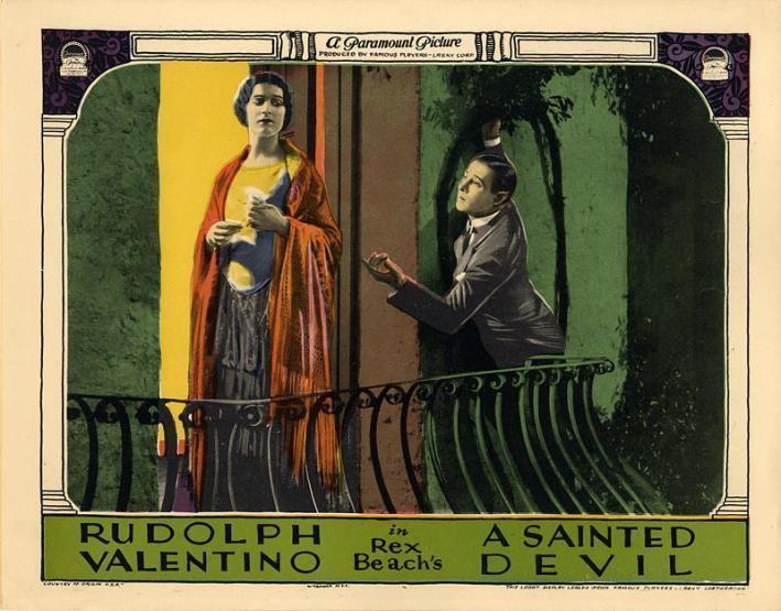A Sainted Devil A Sainted Devil 1924