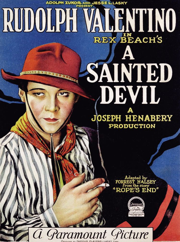 A Sainted Devil wwwdoctormacrocomImagesPostersAPoster2020