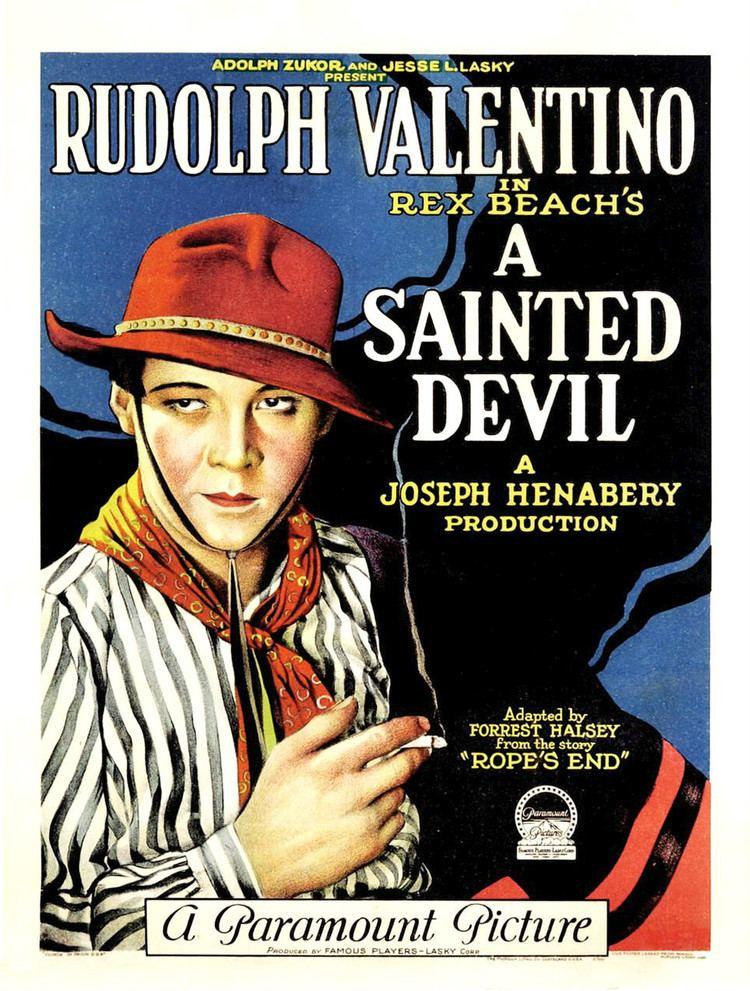 A Sainted Devil A Sainted Devil Wikipedia