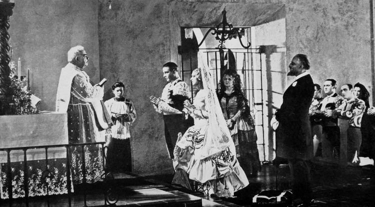 A Sainted Devil FileWedding scene from A Sainted Devil Valentinojpg Wikimedia