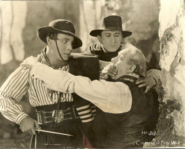 A Sainted Devil Rudolph Valentino Collectibles Photos from A Sainted Devil