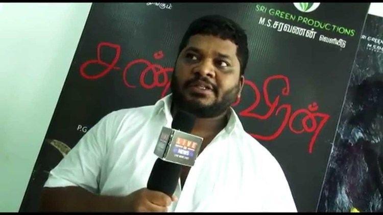 A. Sarkunam Director ASarkunam Interview Chandi Veeran Movie Experience YouTube