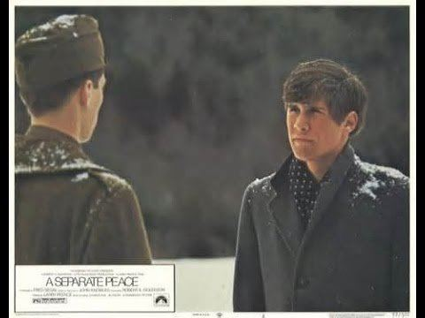 A Separate Peace (film) A Separate Peace Train Scene YouTube