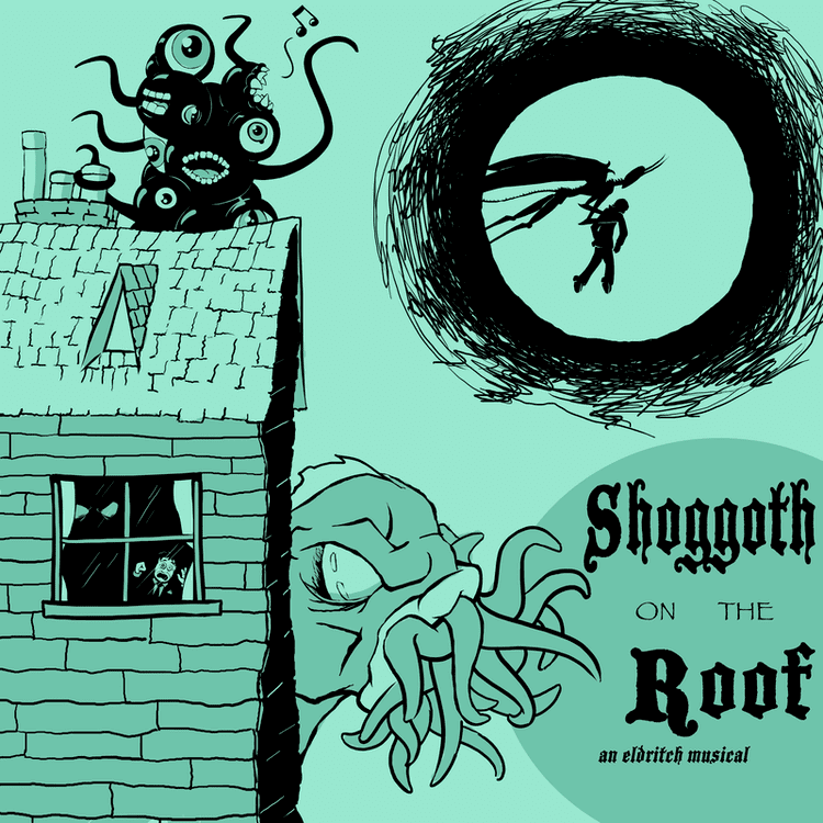 A Shoggoth on the Roof img08deviantartnet4789i2009068efashoggot
