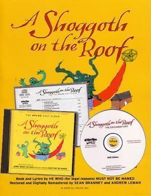 A Shoggoth on the Roof A Shoggoth on the Roof The HPLHS Store