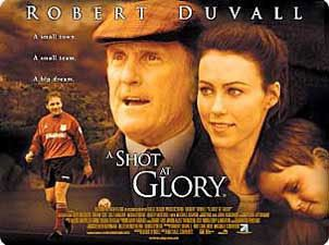 A Shot at Glory Celluloid Nightmares Review A Shot At Glory