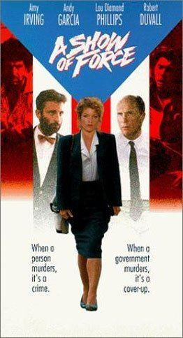 A Show of Force A Show of Force 1990 Poster 1 Trailer Addict