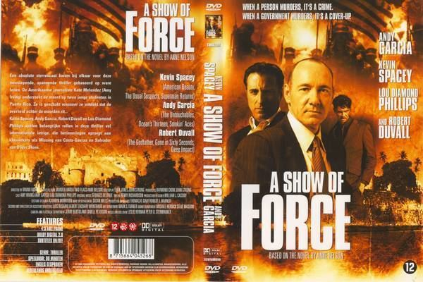 A Show of Force A Show Of Force 1990 Dutch DVD Front Cover id9443 Covers Resource