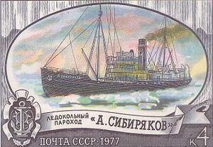 A. Sibiryakov (icebreaker) httpsuploadwikimediaorgwikipediacommonsthu