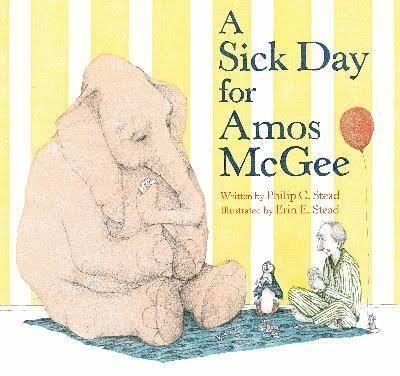 A Sick Day for Amos McGee t0gstaticcomimagesqtbnANd9GcRnTb3wQ5J5K9LXIw