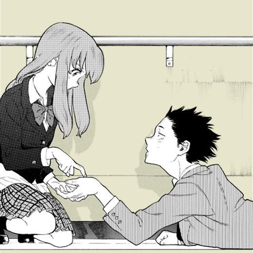 A Silent Voice (manga) A Silent Voice Review GOOD ok bad