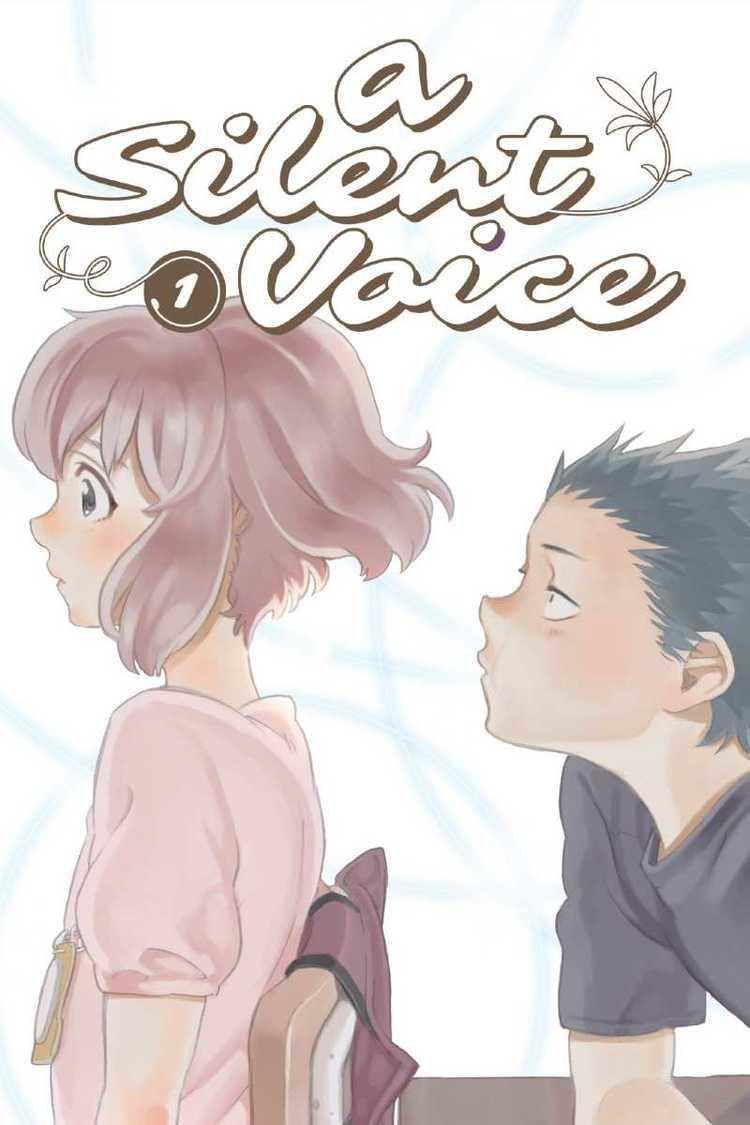 A Silent Voice (manga) A Silent Voice Kodansha Comics