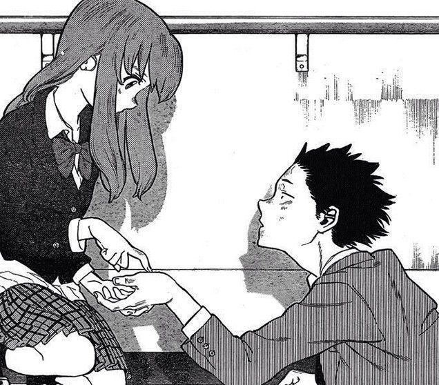 A Silent Voice (manga) A Silent Voice Manga Recommendation Anime Amino