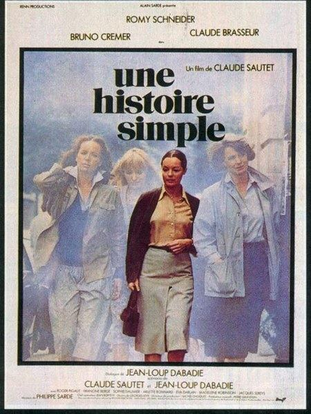 A Simple Story (1978 film) rarefilmnetwpcontentuploads201512Unehistoi