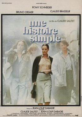 A Simple Story (1978 film) A Simple Story 1978 film Wikipedia