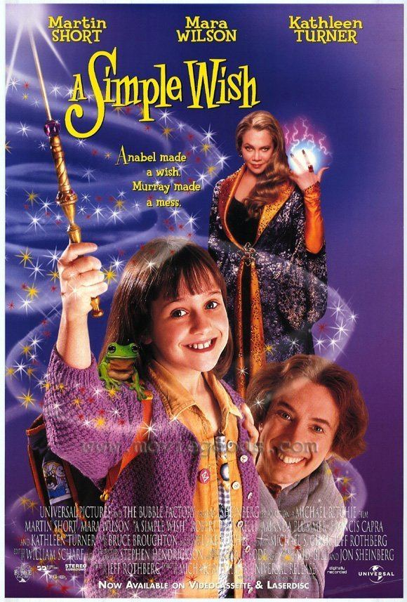 A Simple Wish A Simple Wish 1997