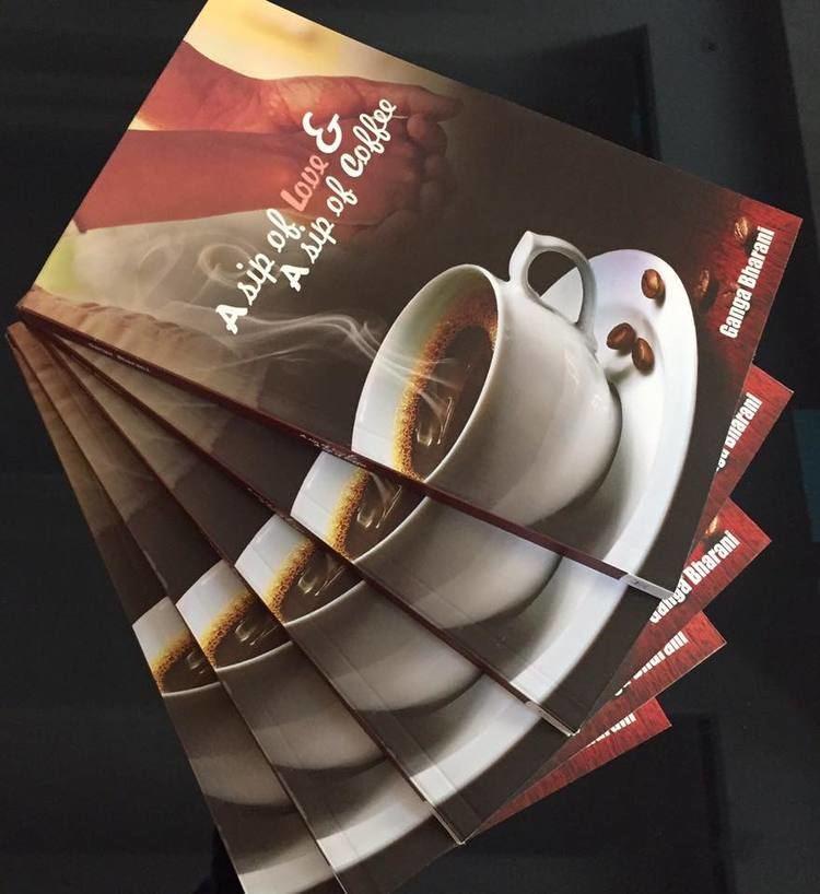 A Sip of Love A Sip of Love A Sip of Coffee Young adult fiction by Ganga