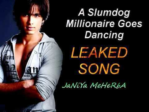 Janiya Meherba LEAKED SONG A Slumdog Millionaire Goes Dancing