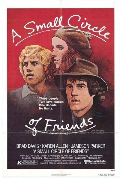 A Small Circle of Friends A Small Circle of Friends Movie Review 1980 Roger Ebert